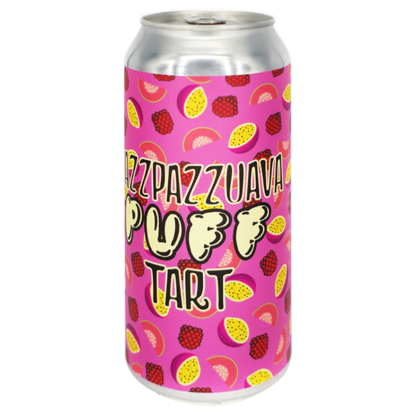 RazzPazzuava Puff Tart