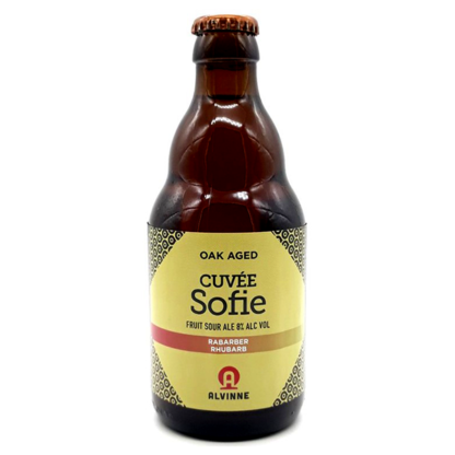 Cuvée Sofie Rabarber