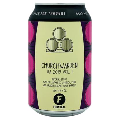Churchwarden BA 2019 Vol. 1