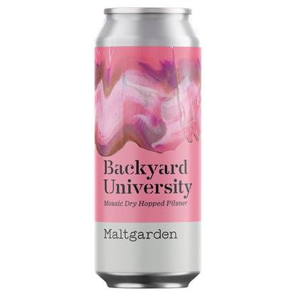 Backyard University
