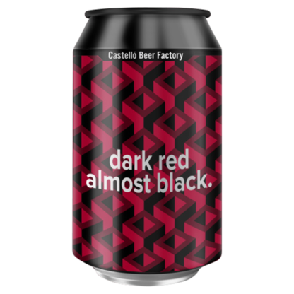 Dark Red Almost Black