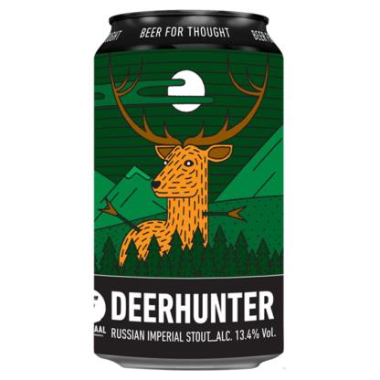 Deerhunter - Brouwerij Frontaal