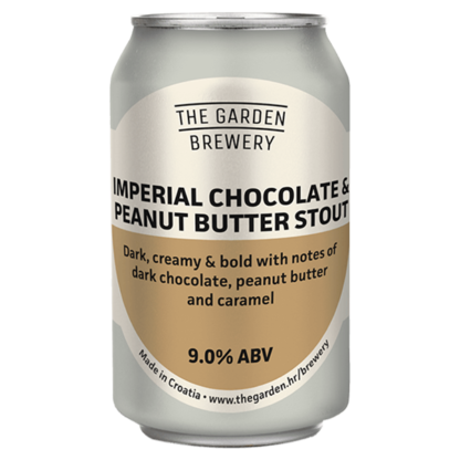 Imperial Chocolate Peanut Butter Stout