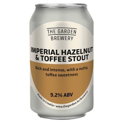 Imperial Hazelnut Toffee Stout