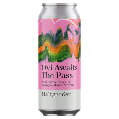 Ovi Awaits The pass