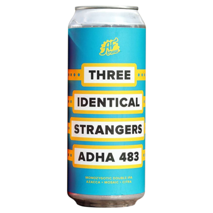 Three Identical Strangers: ADHA 483