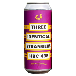 Three Identical Strangers: HBC 438