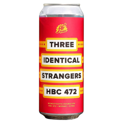 Three Identical Strangers: HBC 472