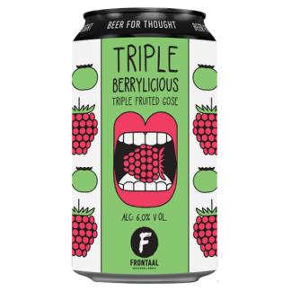 Triple Berrylicious - Brouwerij Frontaal