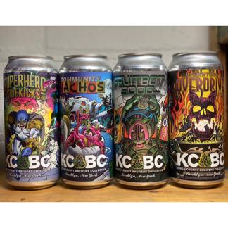 KCBC bier pakket