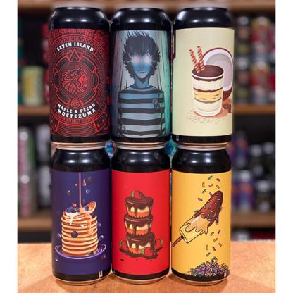 Seven Island bier pakket