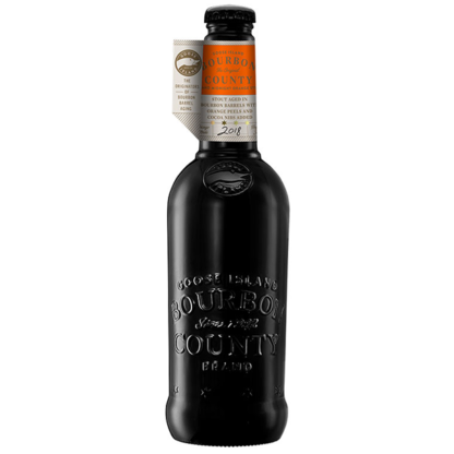 Bourbon County Brand Midnight Orange Stout 2018 - Goose Island