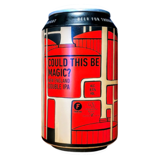 Could This Be Magic? - Brouwerij Frontaal