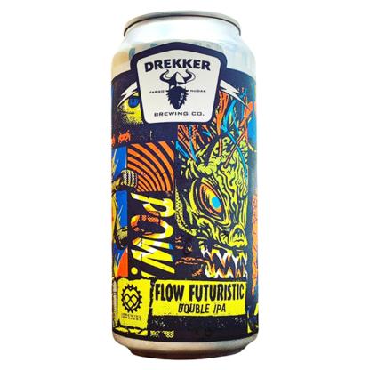 Flow Futuristic - Drekker Brewing Co.