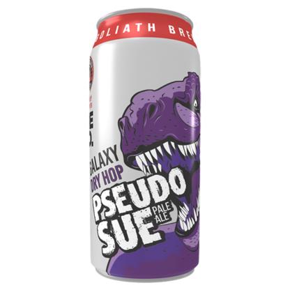 Galaxy Dry Hop Pseudo Sue - Toppling Goliath Brewing Co.