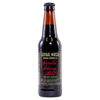 Brewer's Reserve Vanilla Cherry Stout - Central Waters