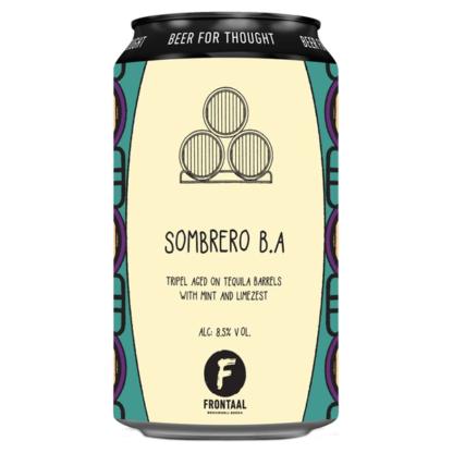 Sombrero B.A. - Brouwerij Frontaal