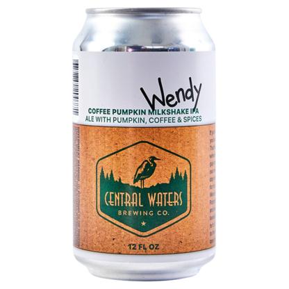 Wendy Coffee Pumpkin Milkshake IPA - Central Waters