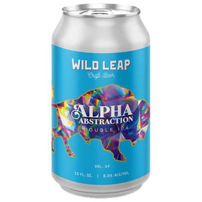 Alpha Abstraction, Vol. 14 - Wild Leap
