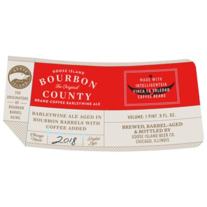 Bourbon County Brand Coffee Barleywine 2018