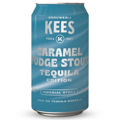 Caramel Fudge Stout Tequila Edition - Brouwerij Kees