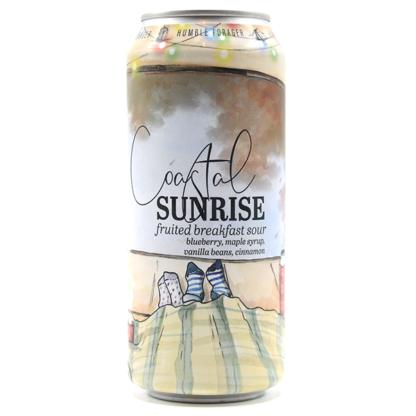Coastal Sunrise (v1) Blueberry, Maple Syrup, Vanilla, Cinnamon - Humble Forager