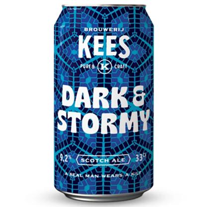 Dark & Stormy - Brouwerij Kees