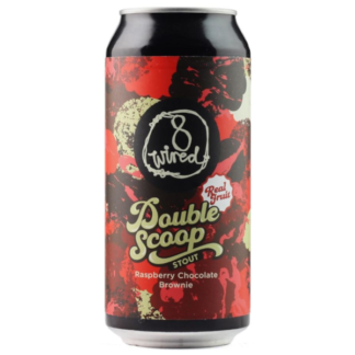 Double Scoop Raspberry - 8 Wired