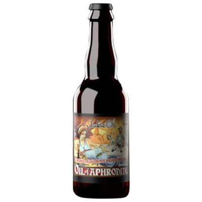 Almond & Vanilla Bourbon Barrel Oil of Aphrodite - Jackie O's Brewery