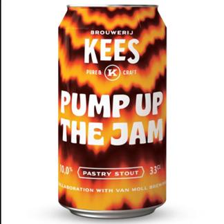 Pump Up The Jam - Brouwerij Kees & Van Moll