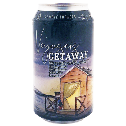 Voyager's Getaway: Marshmallow, Cocoa Nibs, Vanilla Beans, Coconut - Humble Forager