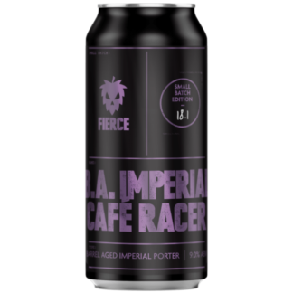 B.A. Imperial Café Racer (Small Batch Edition 18.1) - Fierce Beer