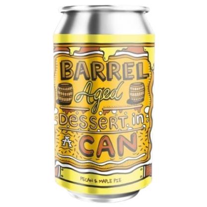 Barrel Aged Dessert In A Can - Pecan And Maple Pie - Amundsen Bryggeri