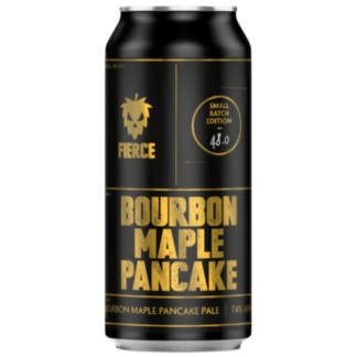 Bourbon Maple Pancake (Small Batch Edition 48.0) - Fierce Beer