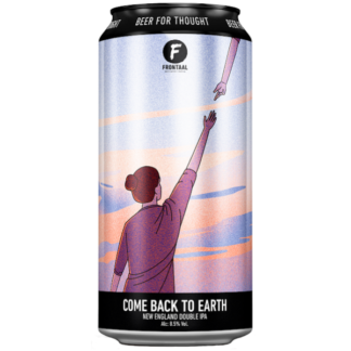Come Back To Earth - Brouwerij Frontaal