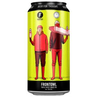 Frontowl - Brouwerij Frontaal