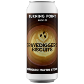 Gravedigger's Biscuits - Turning Point Brew Co.