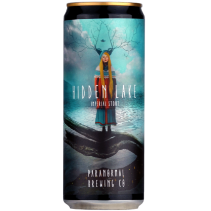 Hidden Lake - Paranormal Brewing Co.