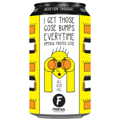 I Get Those Gose Bumps Everytime - Brouwerij Frontaal