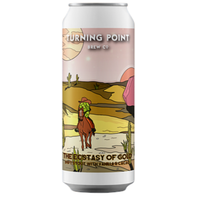 The Ecstasy of Gold - Turning Point Brew Co.