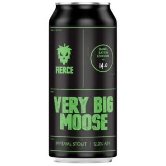 Very Big Moose (Small Batch Edition 14.0) - Fierce Beer