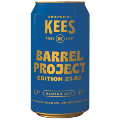 Barrel Project 21.02 - Brouwerij Kees