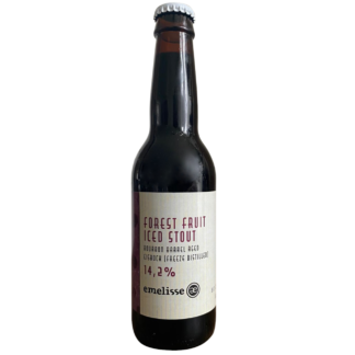 Forest Fruit Iced Stout - Emelisse
