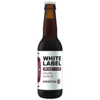 White Label Barley Wine Ruby Port BA 2020 Emelisse