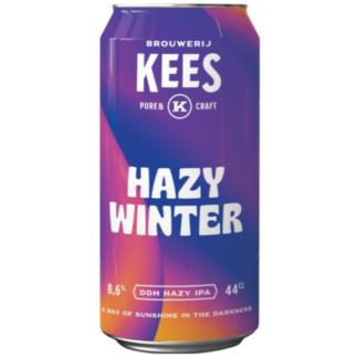 Hazy Winter - Brouwerij Kees