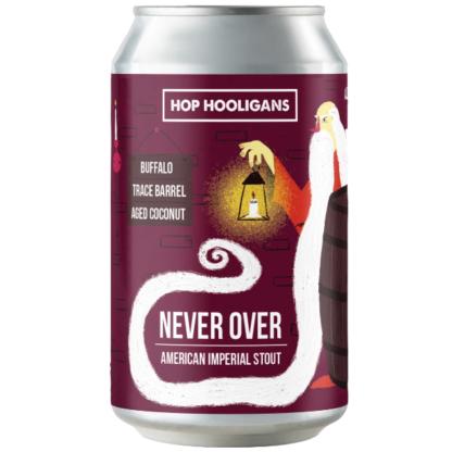 Never Over: Buffalo Trace BA Coconut - Hop Hooligans