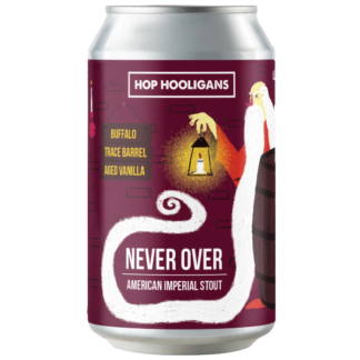 Never Over: Buffalo Trace BA Vanilla - Hop Hooligans