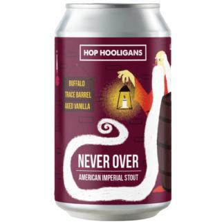 Never Over: Buffalo Trace BA Vanilla - Hop Hooligans