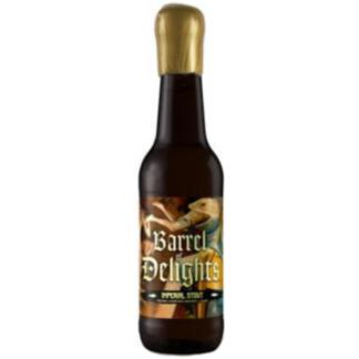 Barrel of Delights - Reptilian Brewery
