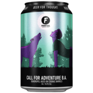Call For Adventure B.A. - Brouwerij Frontaal